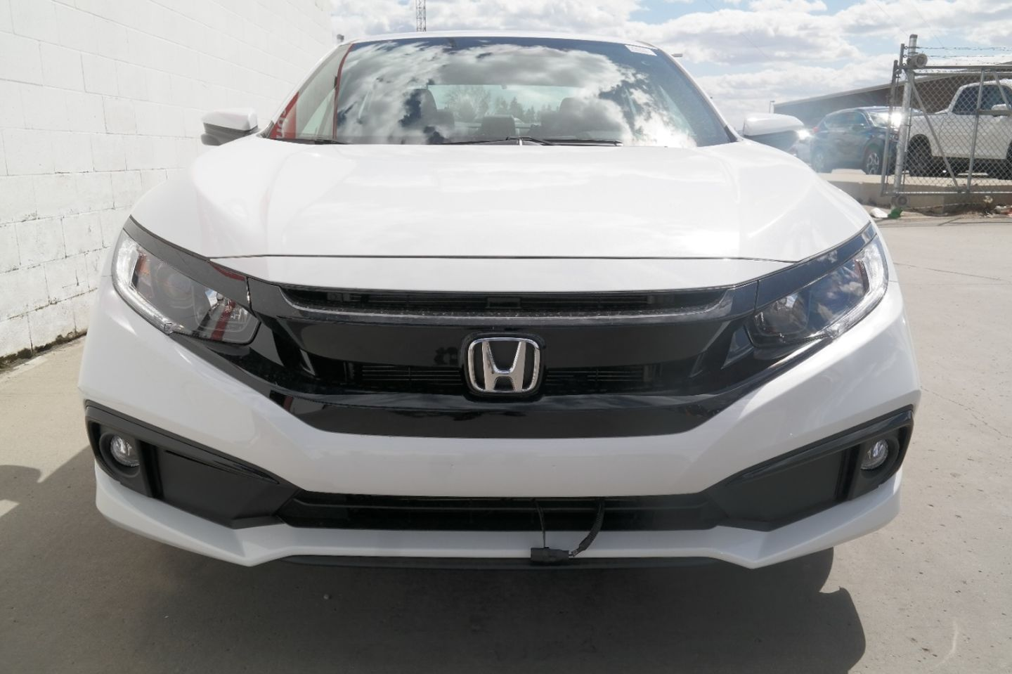 2021 Honda Civic Sedan Sport for sale in Edmonton, Alberta