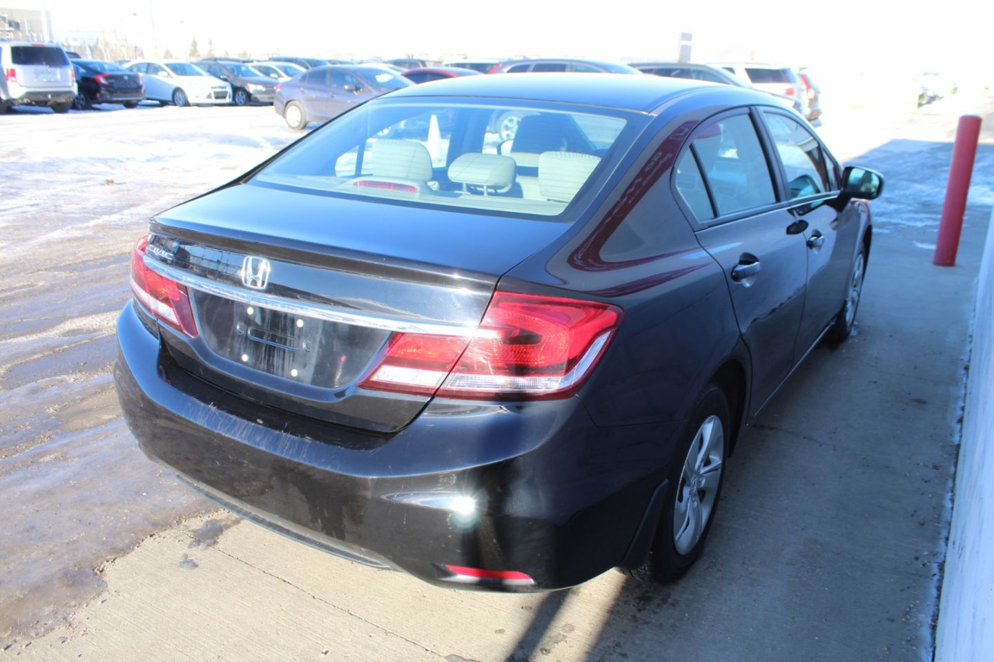 2014 Honda Civic Sedan LX for sale in Edmonton, Alberta