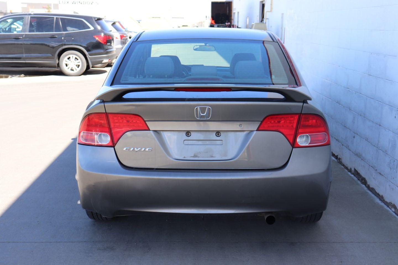 2007 Honda Civic Sdn LX for sale in Edmonton, Alberta