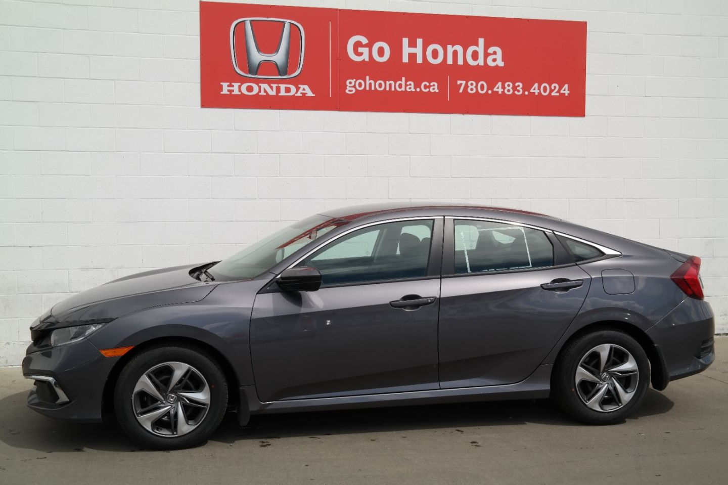 2021 Honda Civic Sedan LX for sale in Edmonton, Alberta
