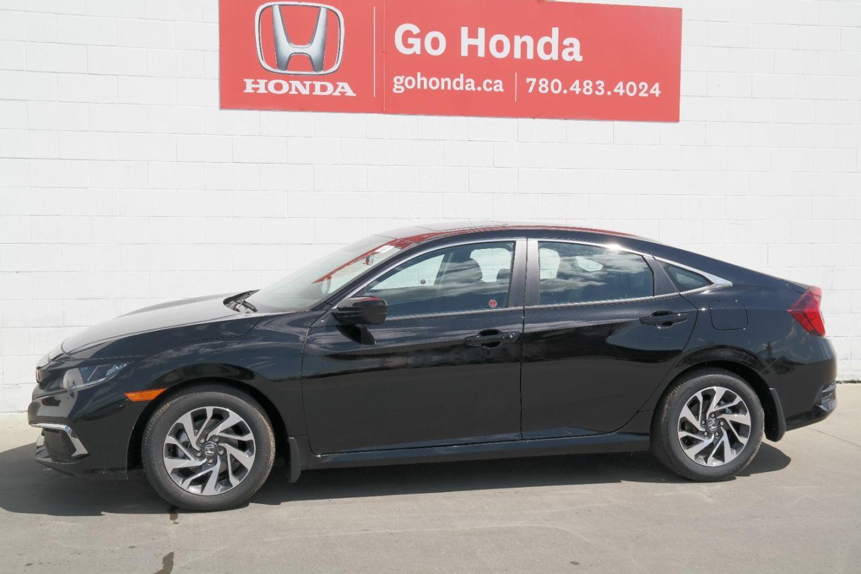 2021 Honda Civic Sedan EX for sale in Edmonton, Alberta