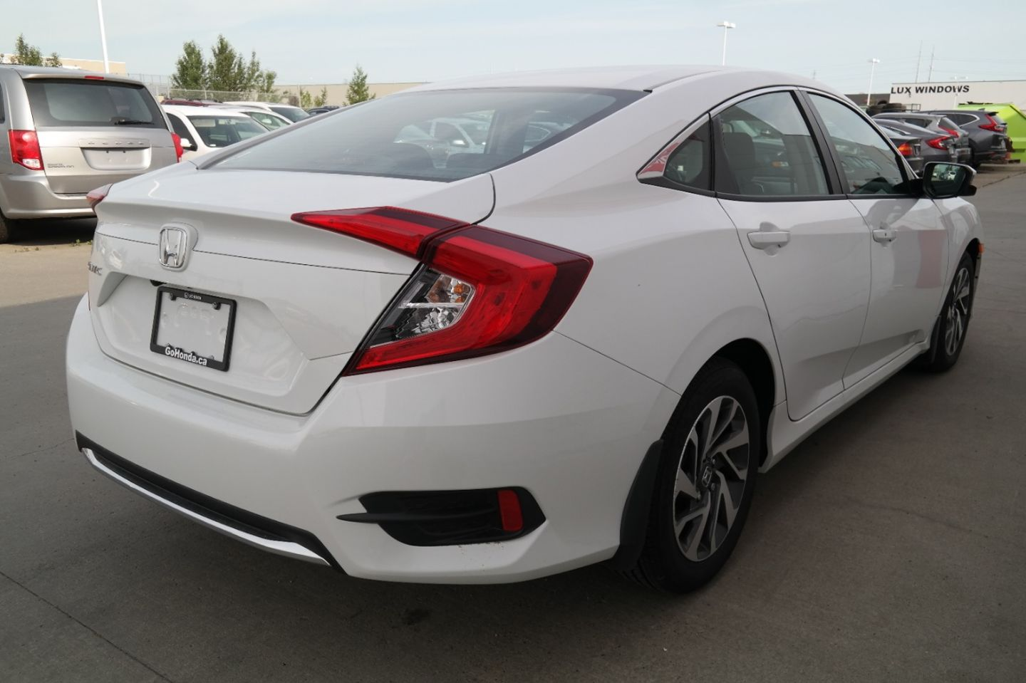 2021 Honda Civic Sedan EX for sale in Edmonton, Alberta