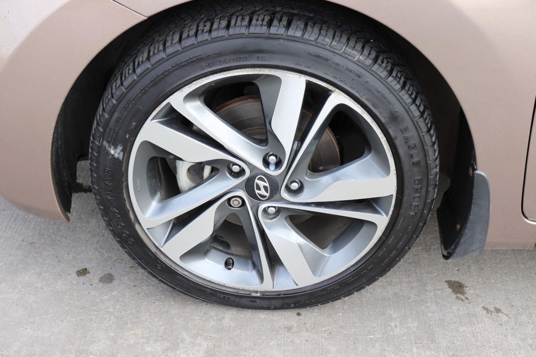 2014 Hyundai Elantra Limited w/Navi for sale in Edmonton, Alberta