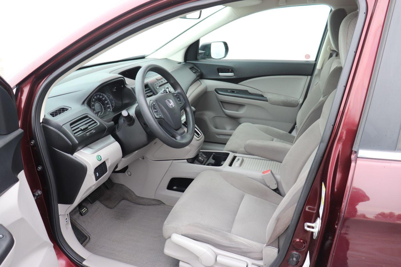 2013 Honda CR-V LX for sale in Edmonton, Alberta