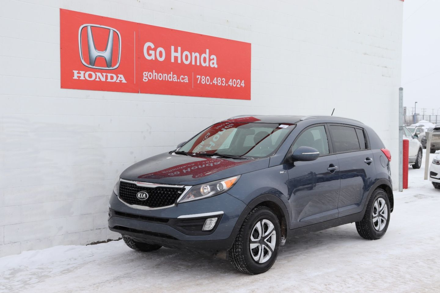 2015 Kia Sportage LX for sale in Edmonton, Alberta