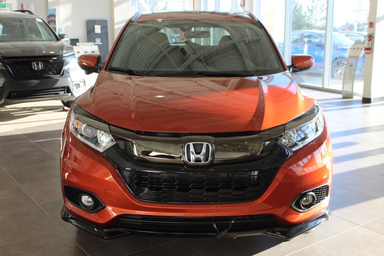 2021 Honda HR-V Sport for sale in Edmonton, Alberta