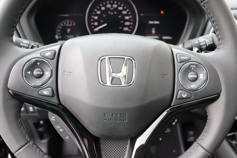 2021 Honda HR-V Touring for sale in Edmonton, Alberta