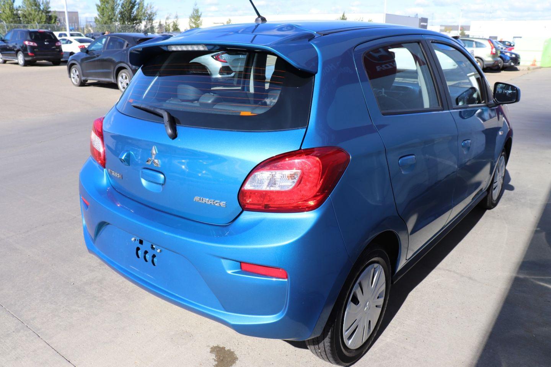 2019 Mitsubishi Mirage ES for sale in Edmonton, Alberta