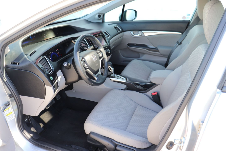 2015 Honda Civic Sedan EX for sale in Edmonton, Alberta