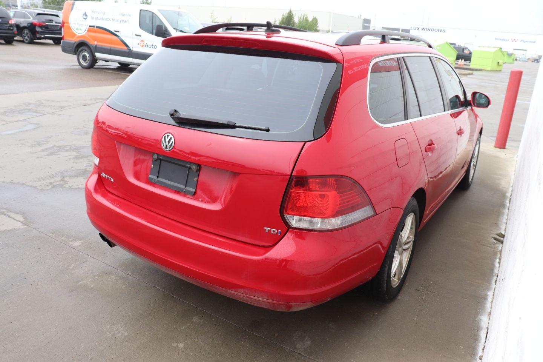 2011 Volkswagen Jetta SportWagen TDI for sale in Edmonton, Alberta