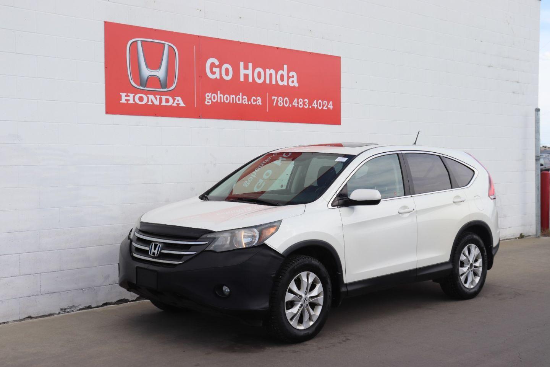 2013 Honda CR-V EX for sale in Edmonton, Alberta