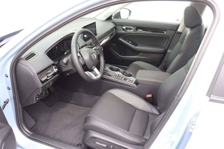 2022 Honda Civic Sedan Touring for sale in Edmonton, Alberta