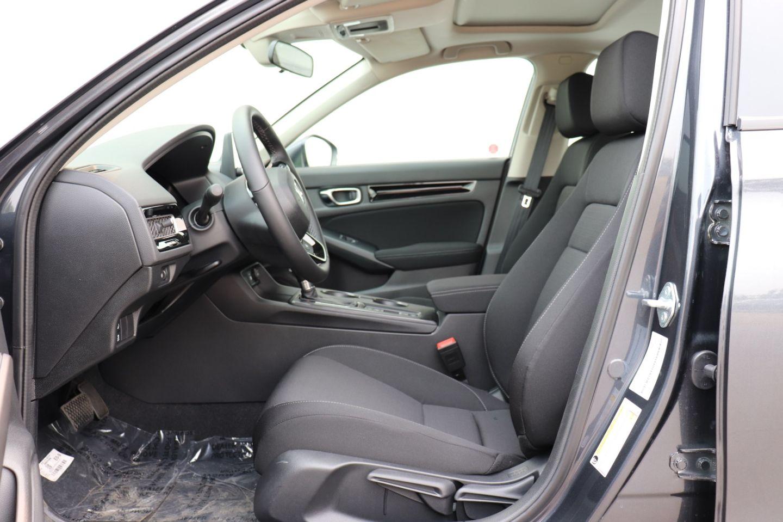 2022 Honda Civic Sedan EX for sale in Edmonton, Alberta