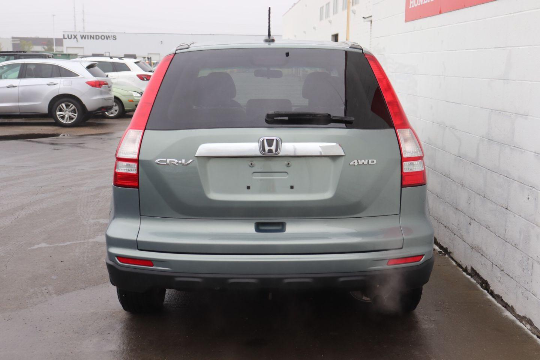 2011 Honda CR-V EX-L for sale in Edmonton, Alberta