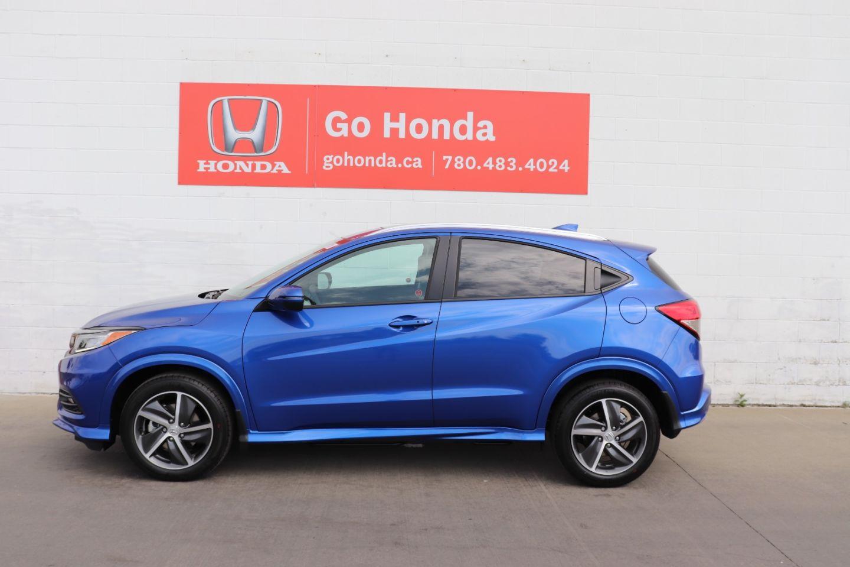 2022 Honda HR-V Touring for sale in Edmonton, Alberta