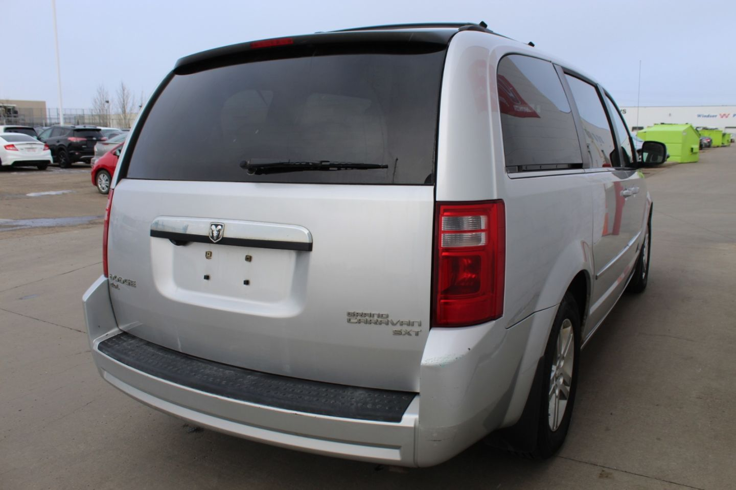 2010 Dodge Grand Caravan SXT for sale in Edmonton, Alberta
