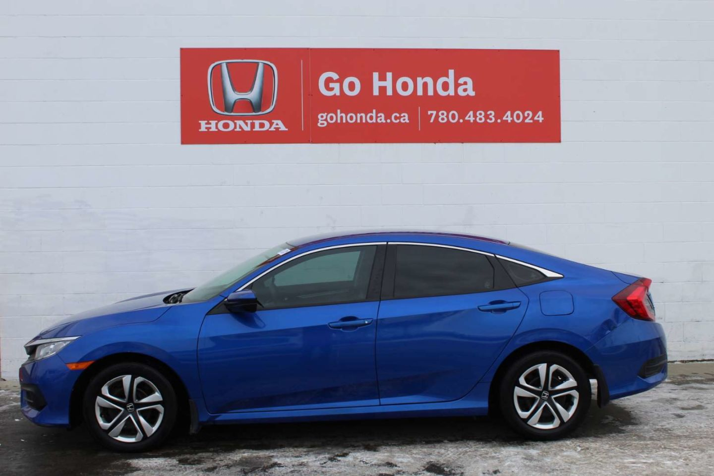 2016 Honda Civic Sedan LX for sale in Edmonton, Alberta