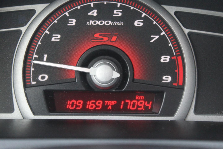 2009 Honda Civic Cpe Si for sale in Edmonton, Alberta