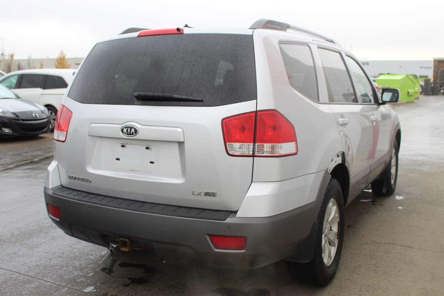 2009 Kia Borrego LX for sale in Edmonton, Alberta