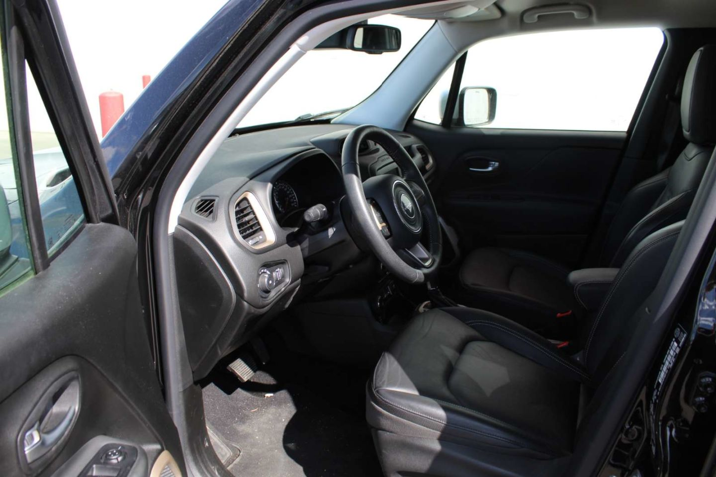 2015 Jeep Renegade Limited for sale in Edmonton, Alberta