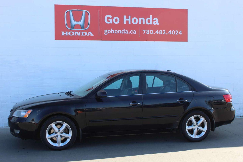 2008 Hyundai Sonata GLS for sale in Edmonton, Alberta