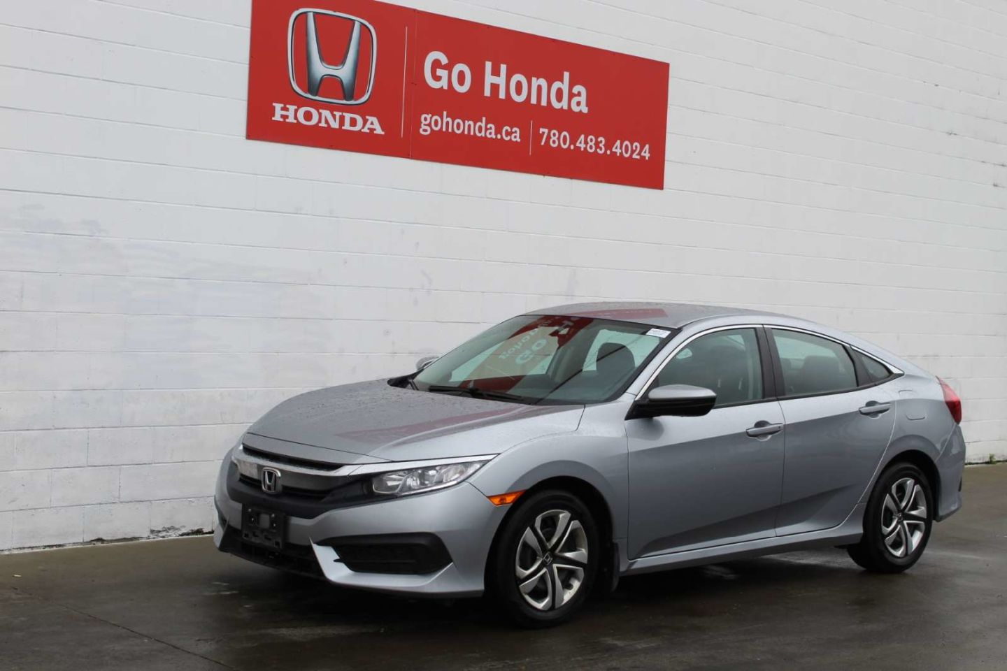 2018 Honda Civic Sedan LX for sale in Edmonton, Alberta