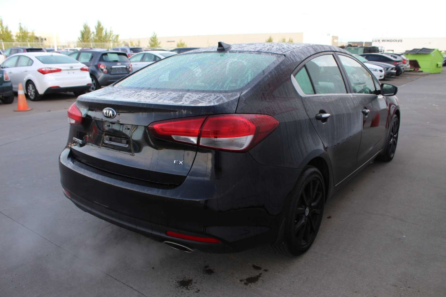 2018 Kia Forte EX for sale in Edmonton, Alberta
