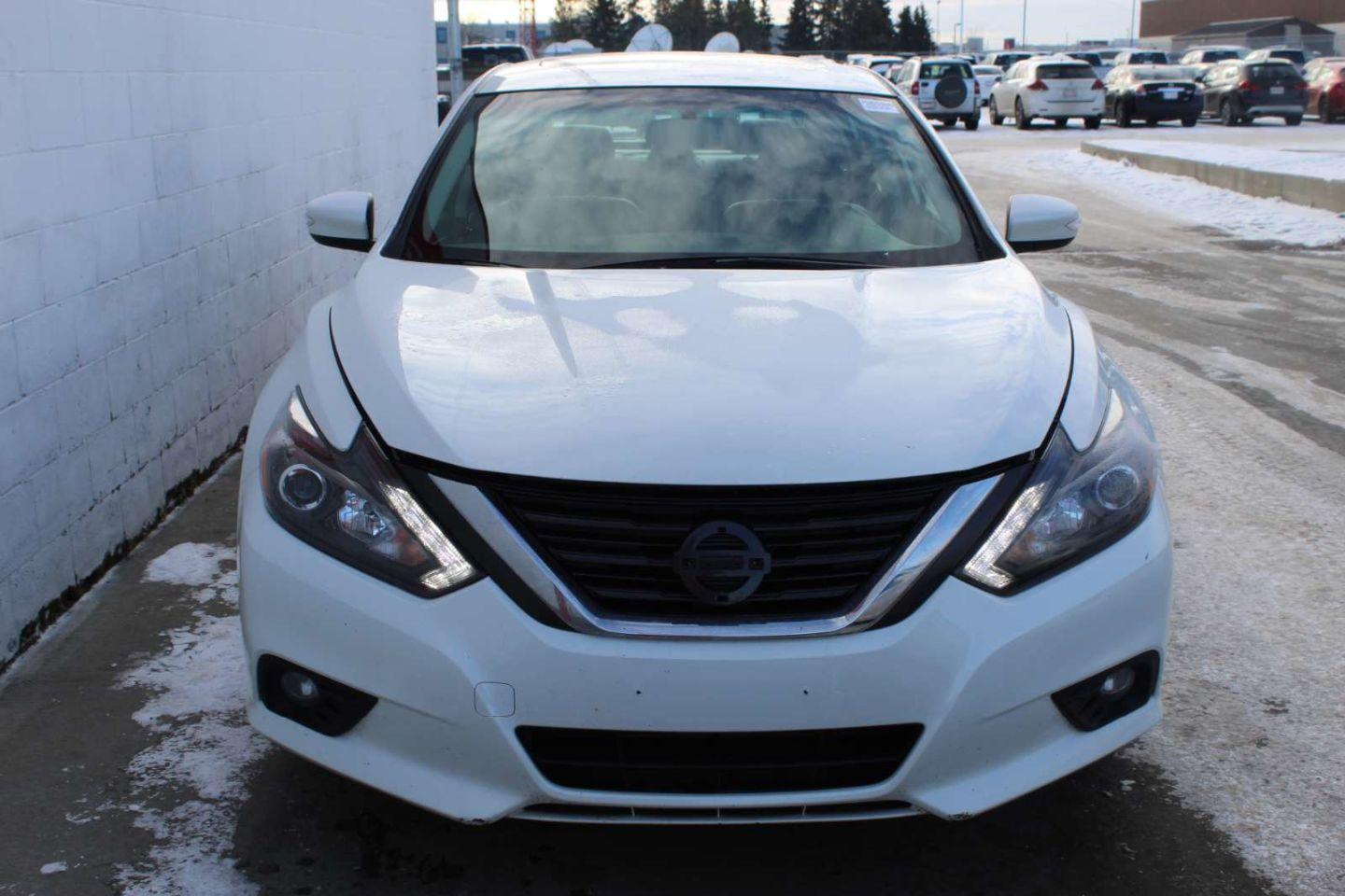 2016 Nissan Altima 2.5 SL Tech for sale in Edmonton, Alberta