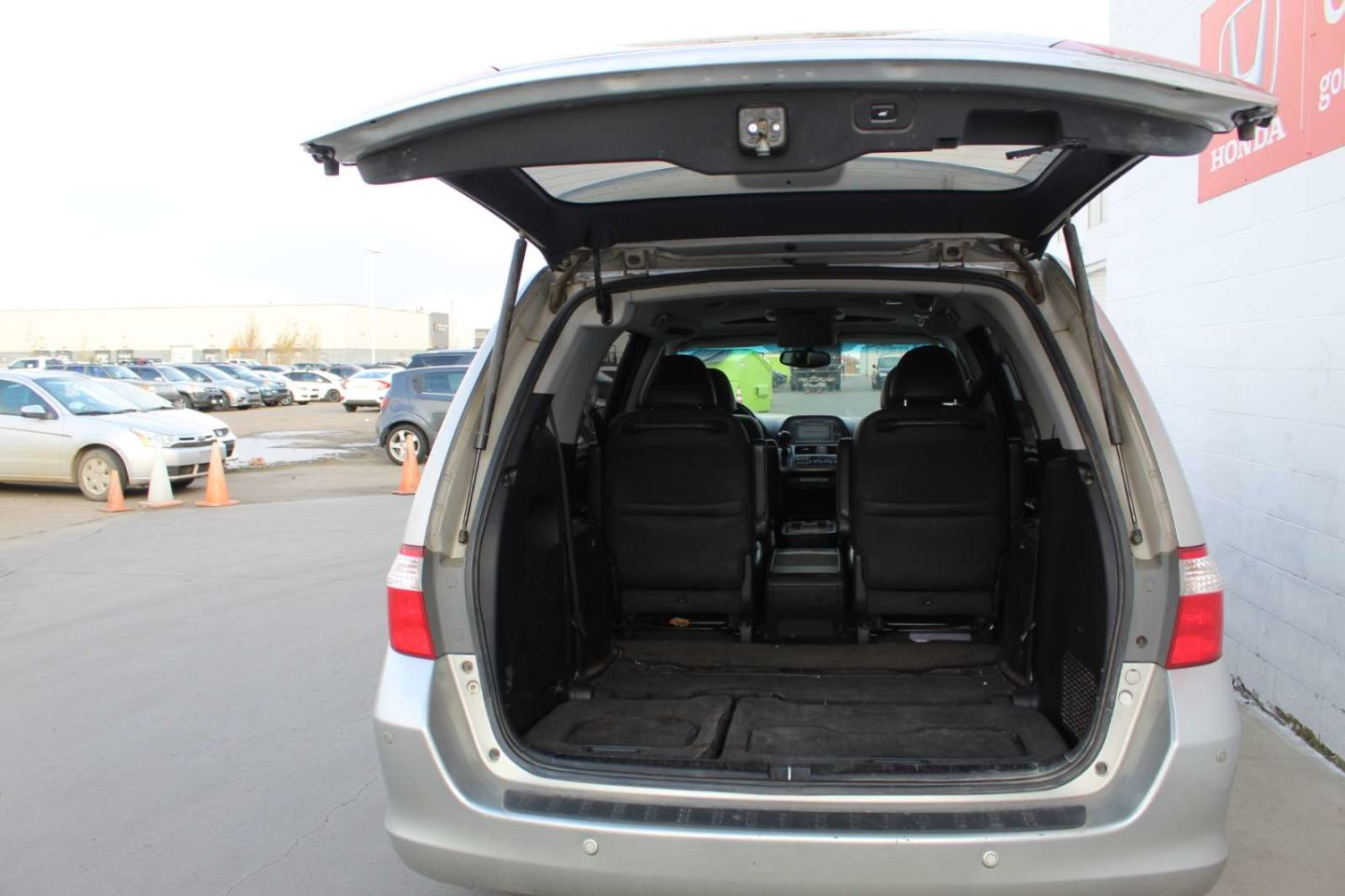 2005 Honda Odyssey Touring for sale in Edmonton, Alberta