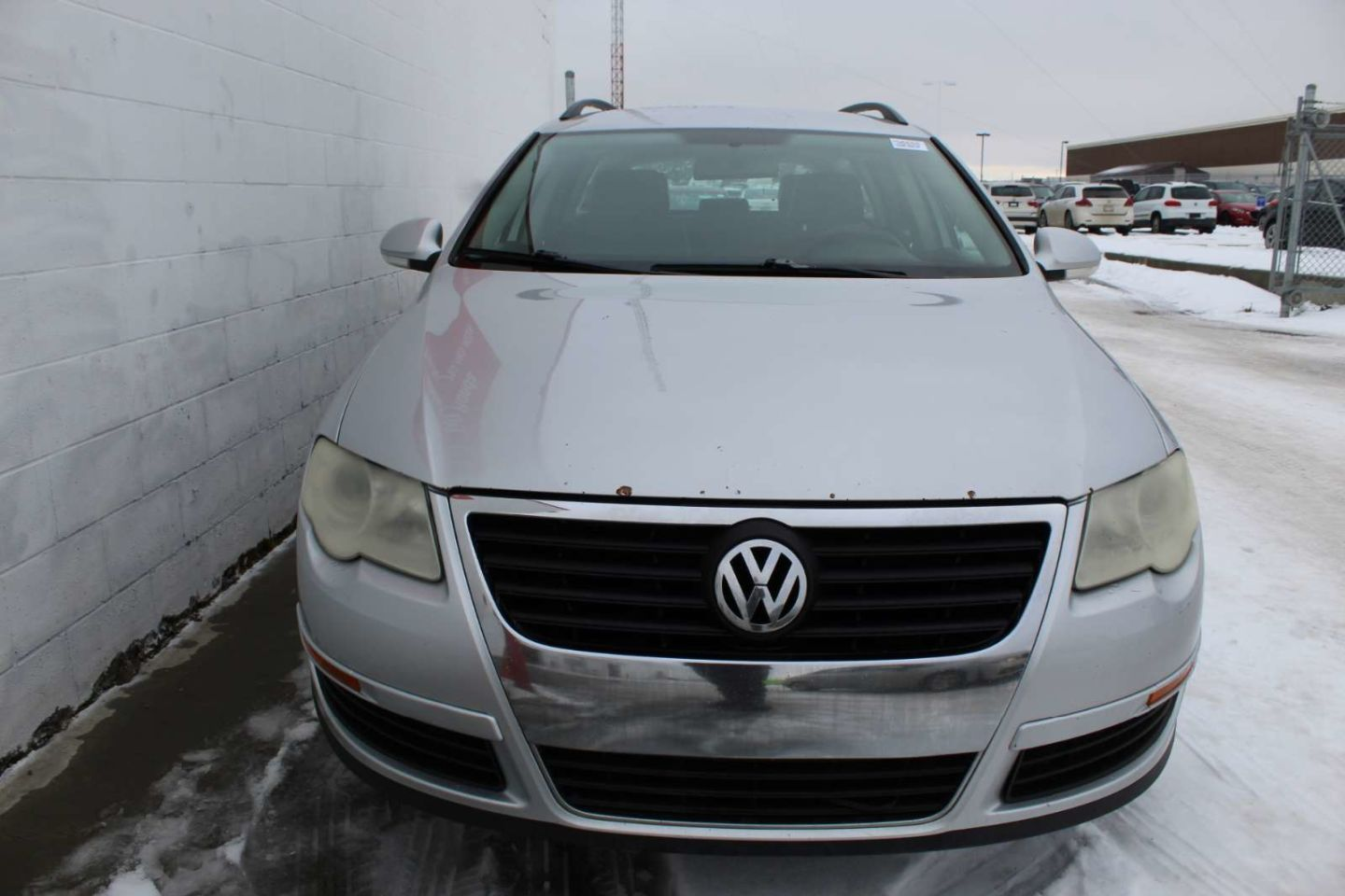2007 Volkswagen Passat Wagon 2.0T for sale in Edmonton, Alberta