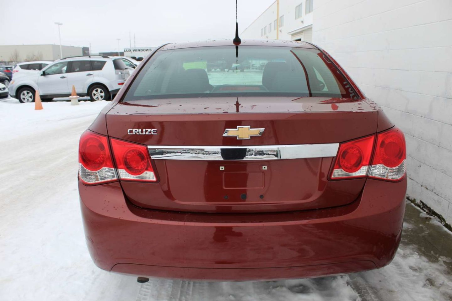 2012 Chevrolet Cruze LS+ w/1SB for sale in Edmonton, Alberta