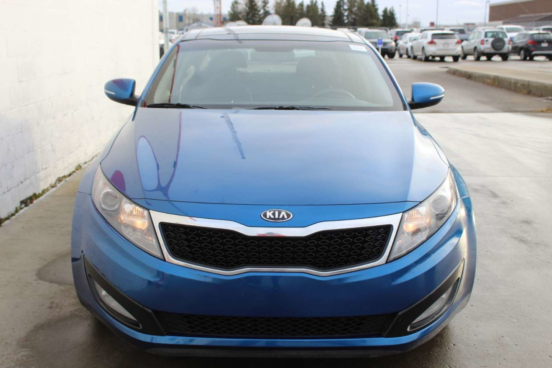 2013 Kia Optima LX for sale in Edmonton, Alberta
