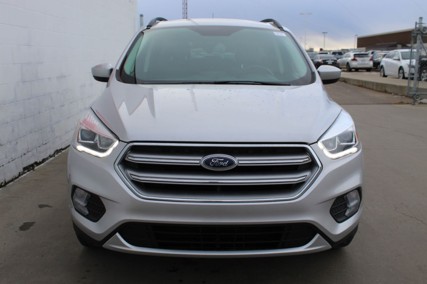 2017 Ford Escape SE for sale in Edmonton, Alberta