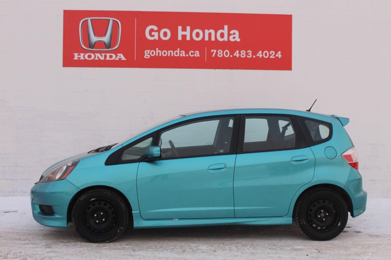 2012 Honda Fit Sport for sale in Edmonton, Alberta