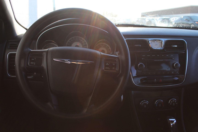 2014 Chrysler 200 LX for sale in ,