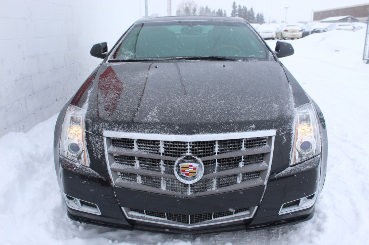 2011 Cadillac CTS Coupe Premium for sale in Edmonton, Alberta
