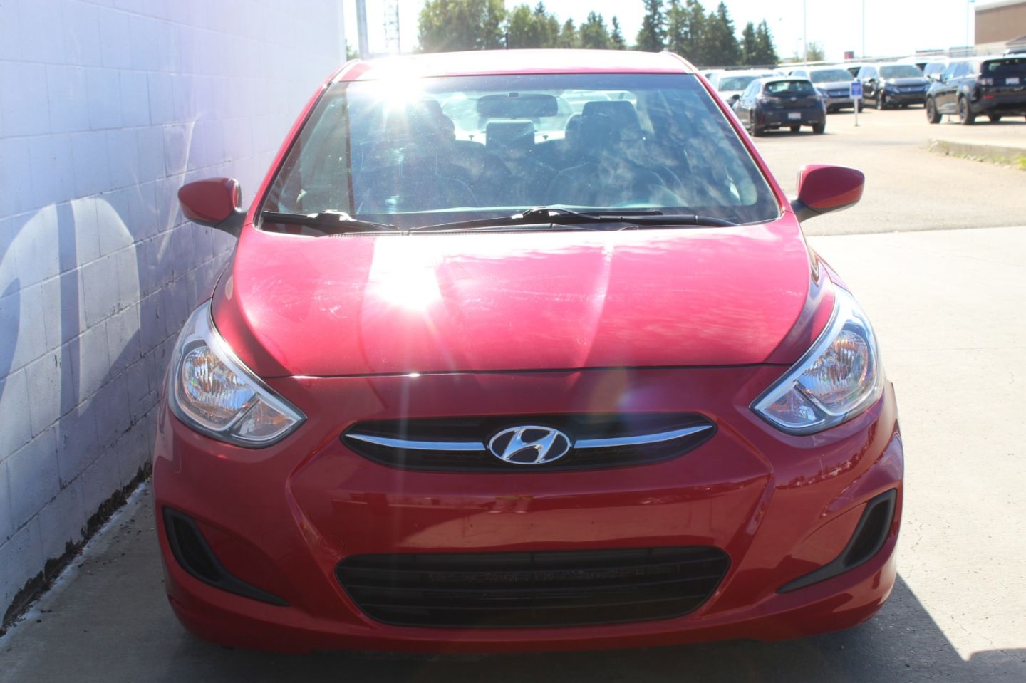 2017 Hyundai Accent GL for sale in Edmonton, Alberta