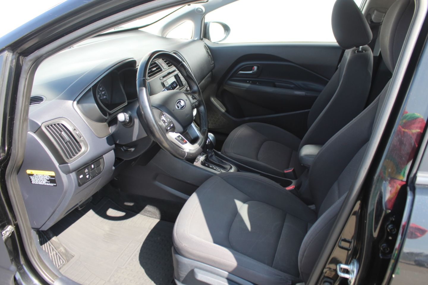 2015 Kia Rio EX w/Sunroof for sale in Edmonton, Alberta