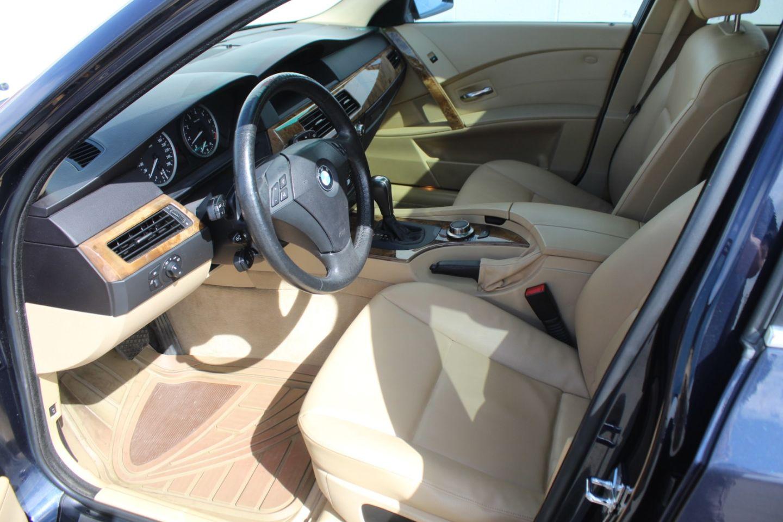 2006 BMW 5 Series 525i for sale in Edmonton, Alberta