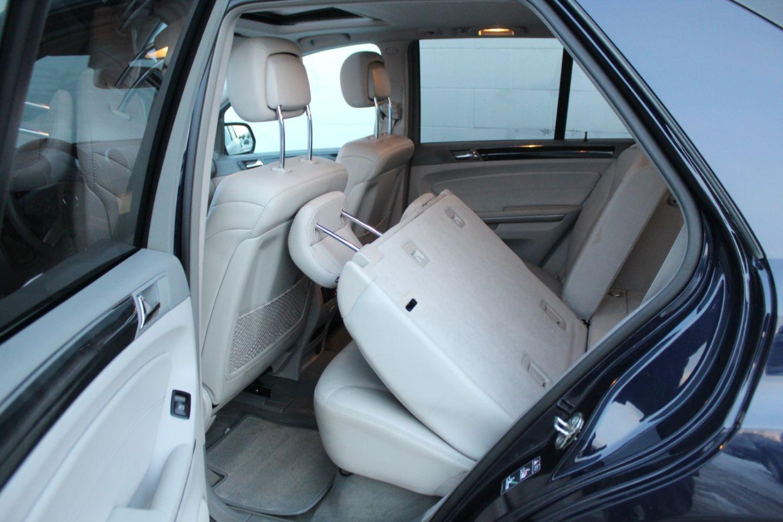 2010 Mercedes-Benz M-Class ML 350 BlueTEC for sale in Edmonton, Alberta