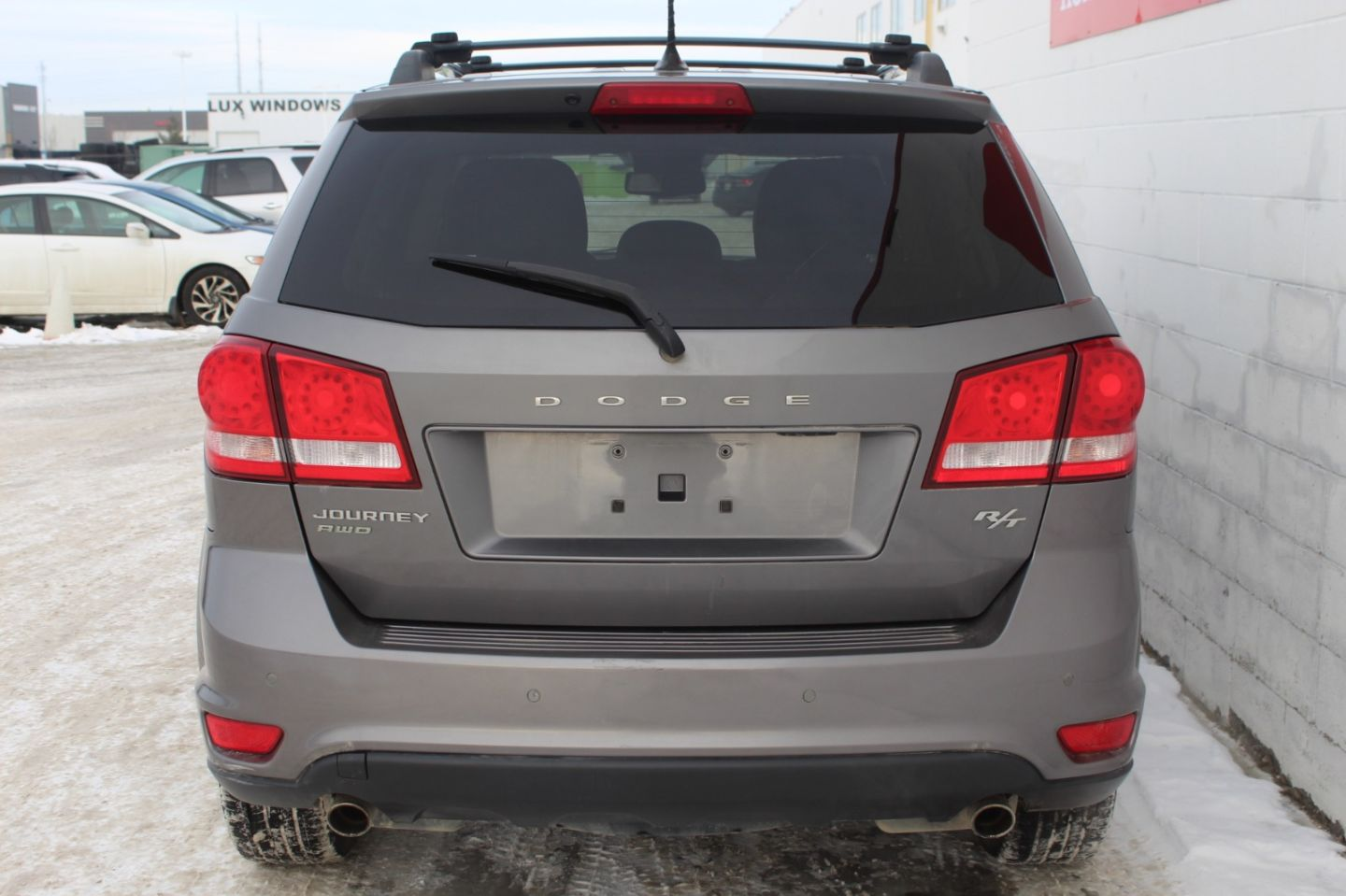 2012 Dodge Journey R/T for sale in Edmonton, Alberta