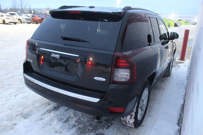 2017 Jeep Compass High Altitude Edition for sale in Edmonton, Alberta