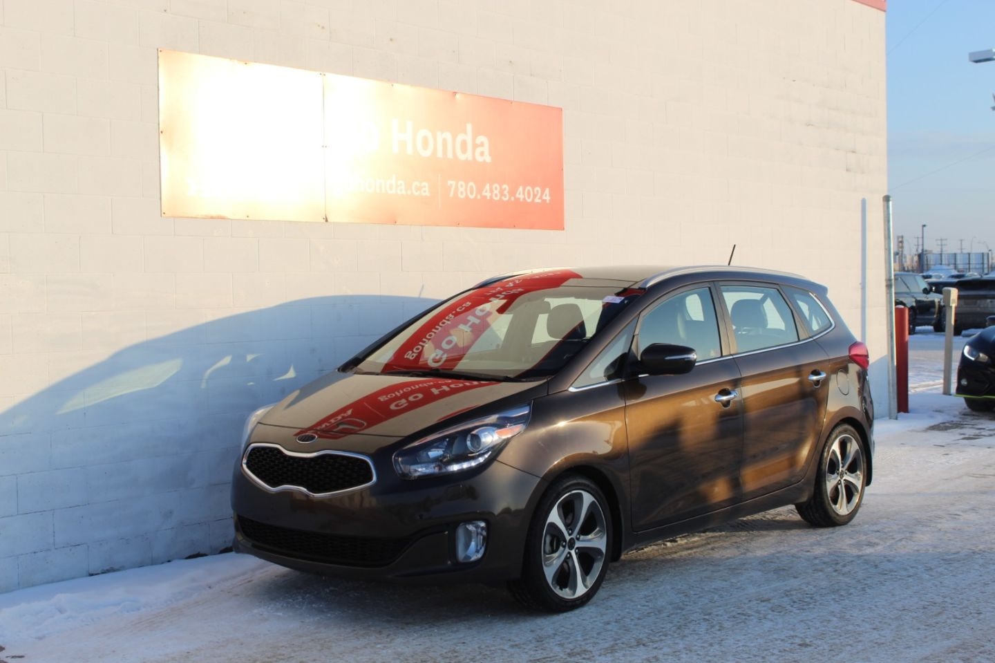 2014 Kia Rondo EX Luxury for sale in Edmonton, Alberta