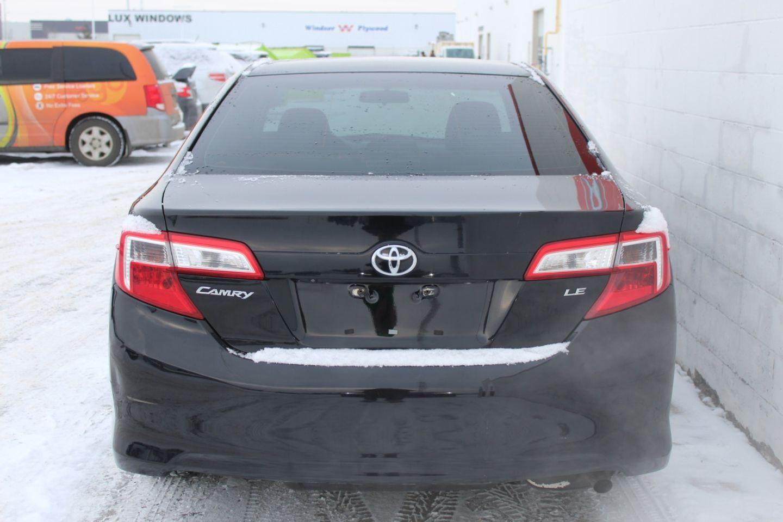 2014 Toyota Camry LE for sale in Edmonton, Alberta