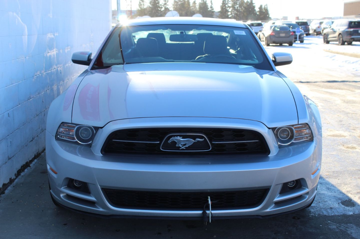 2013 Ford Mustang V6 for sale in Edmonton, Alberta