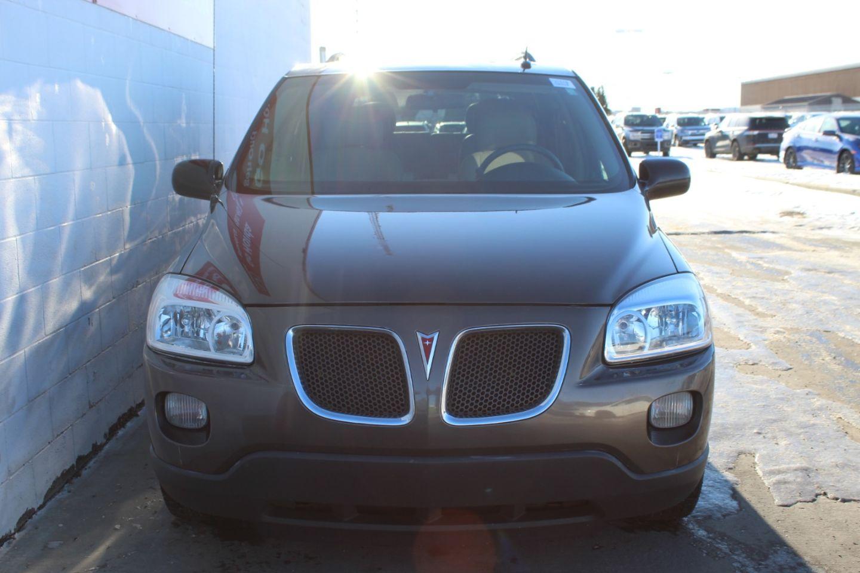 2009 Pontiac Montana SV6 w/1SA for sale in Edmonton, Alberta