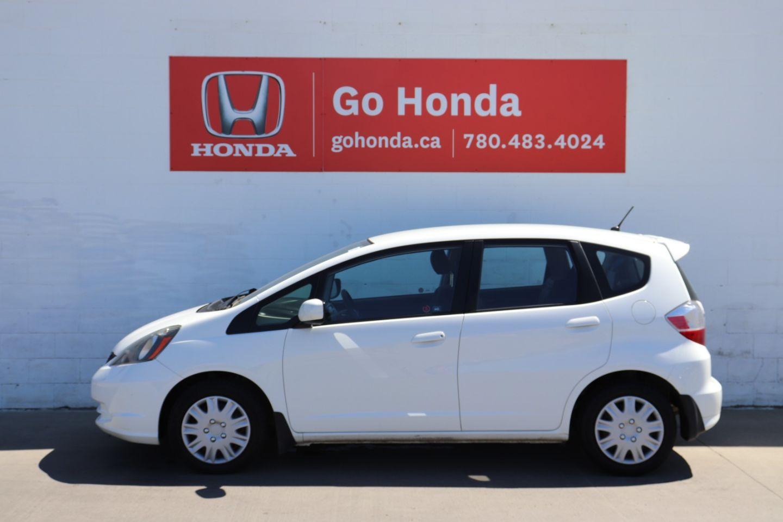 2014 Honda Fit LX for sale in Edmonton, Alberta