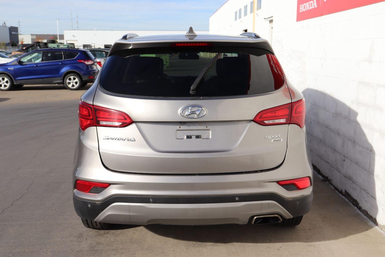 2017 Hyundai Santa Fe Sport SE for sale in Edmonton, Alberta