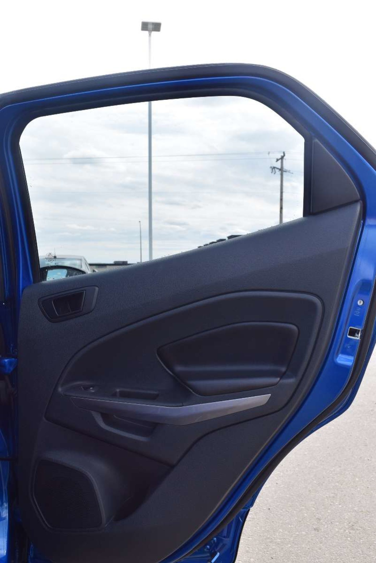 2019 Ford EcoSport SES for sale in Peace River, Alberta