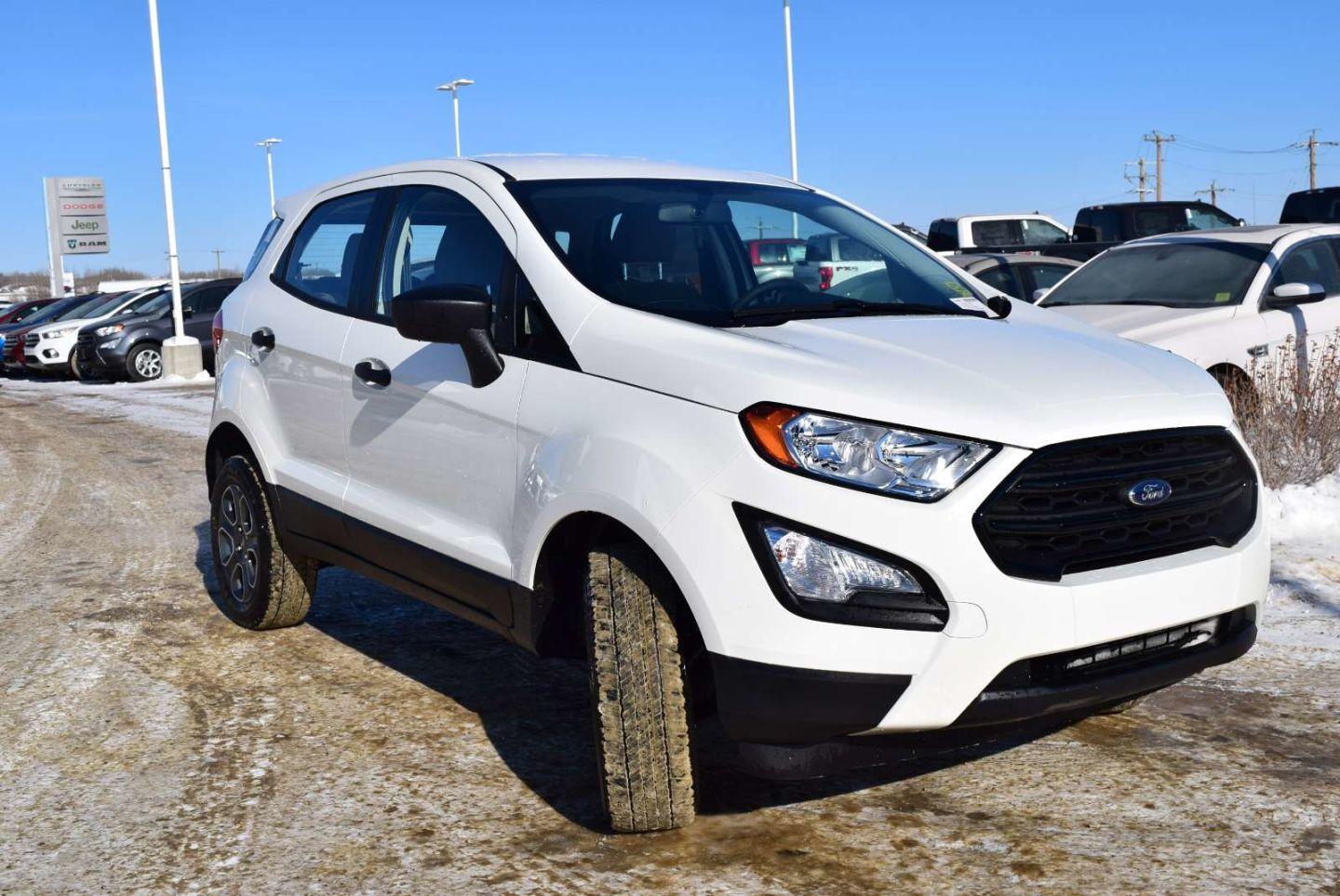 2019 Ford EcoSport S for sale in Peace River, Alberta